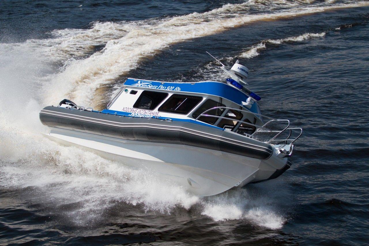 модели rib лодок