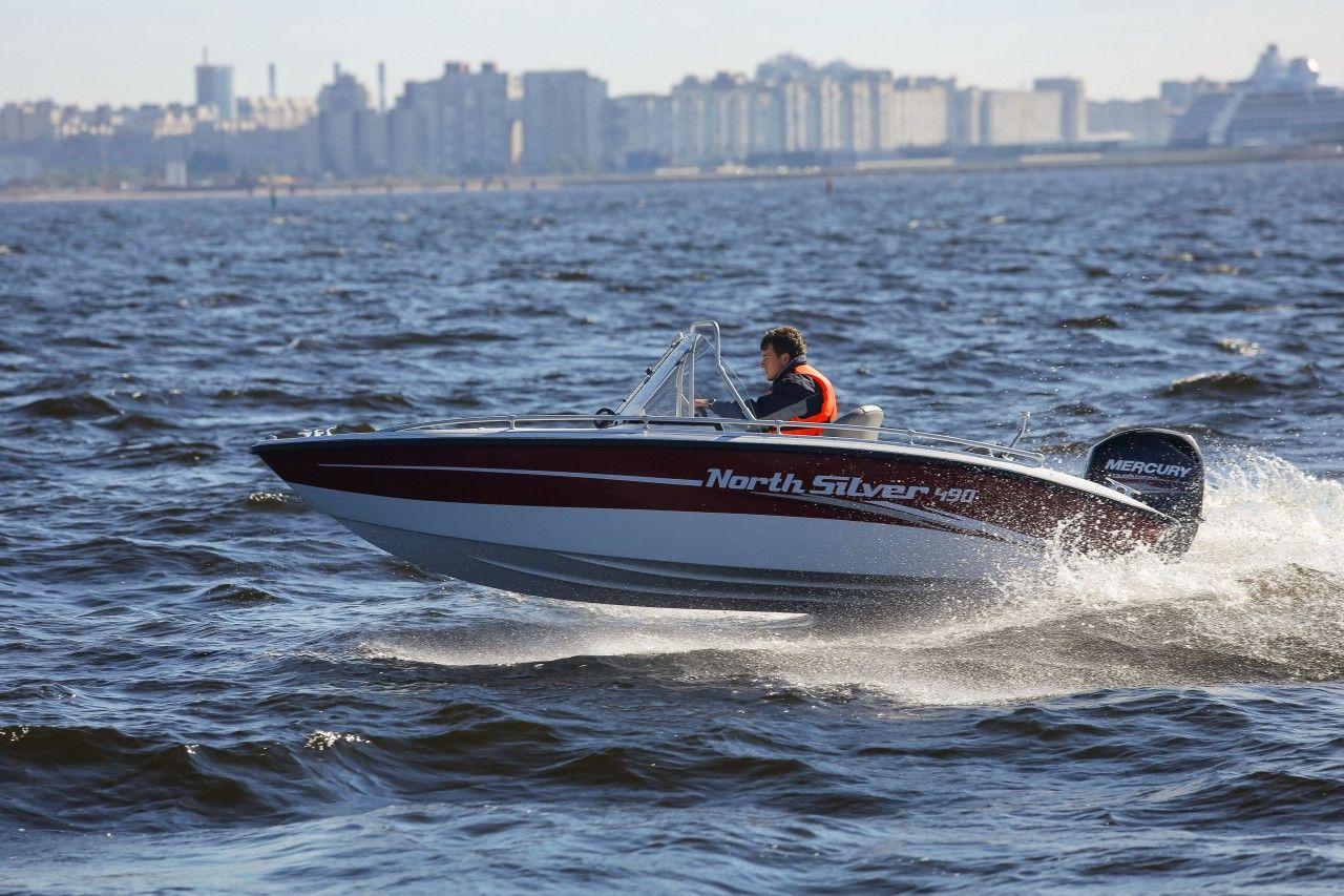 Купить North Silver Pro 490