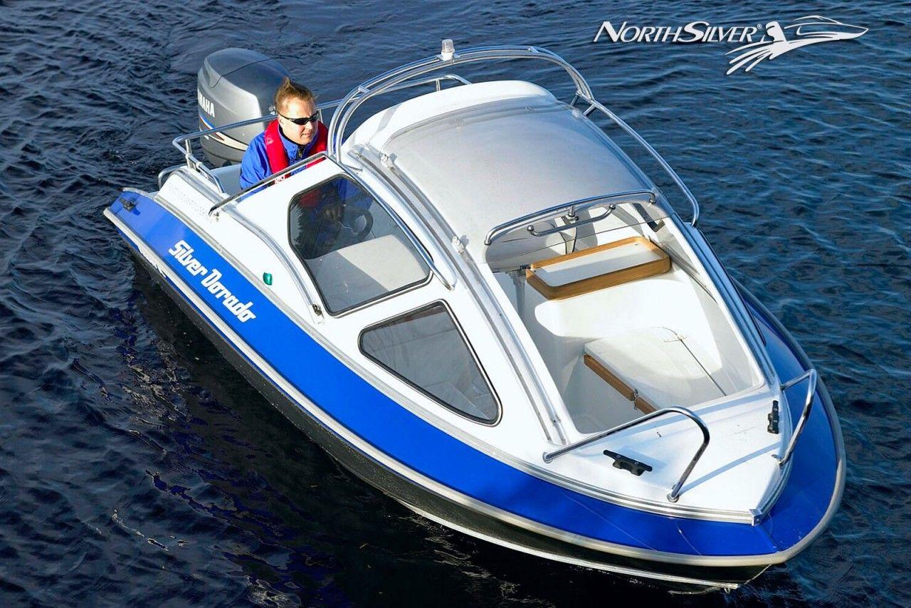 лодка сильвер дорадо