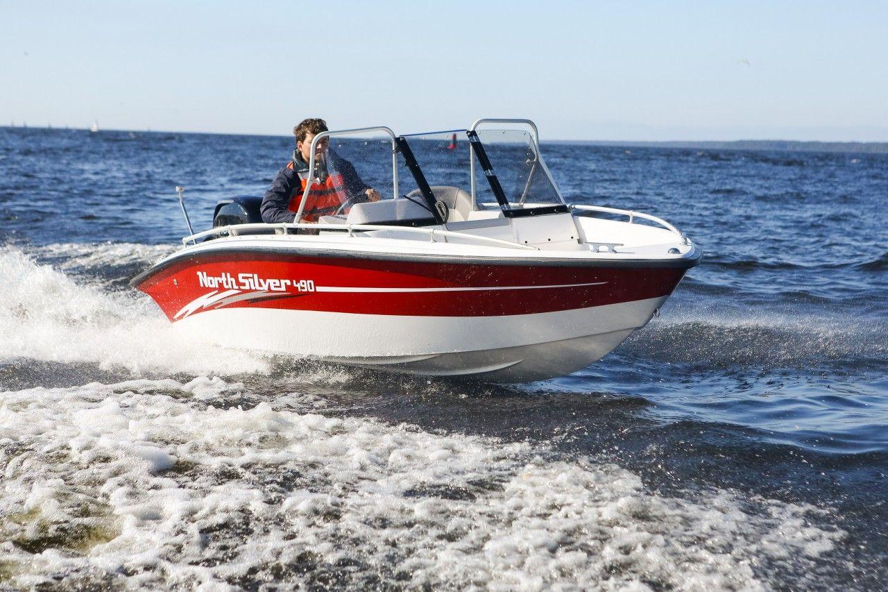 купить лодку пвх в спб сильвер