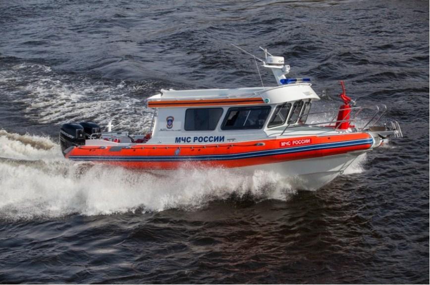 катер пожарная лодка