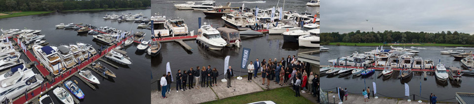 выставка лодок пвх в спб